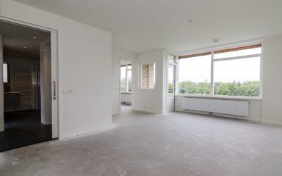 Nieuw appartement op 5e verdieping